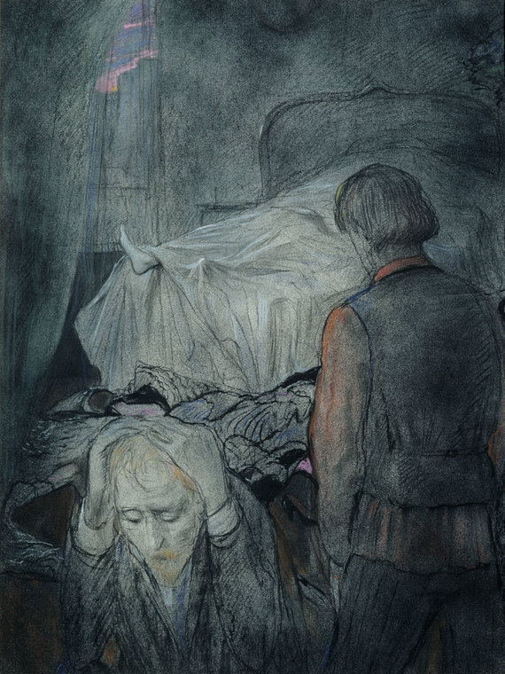 Death of Nastasiya Philippovna