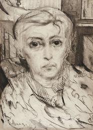 Portrait of L. Yakhontova