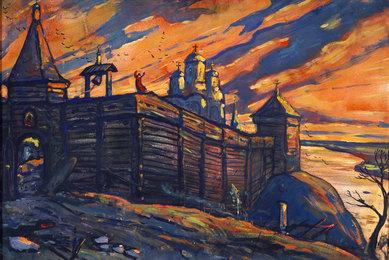 Стены Путивля