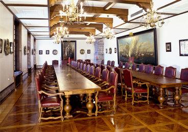 Петровский зал. Гостевая пристройка. Большой Кремлевский дворец