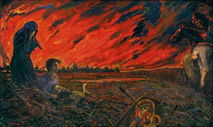 Invasion (Andrei Rublev's Сhildhood)