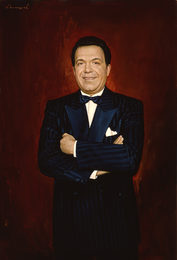 Portrait of Joseph Kobzon