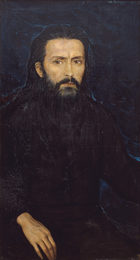 Portrait of Monk