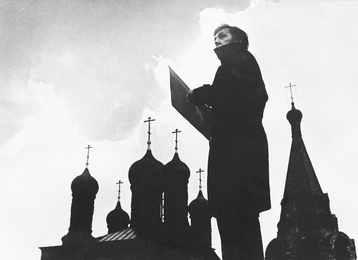 Ilya Glazunov on Skethes. Moscow