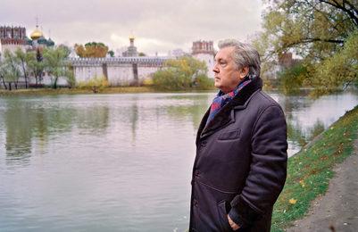Илья Глазунов. Москва. Новодевичий монастырь